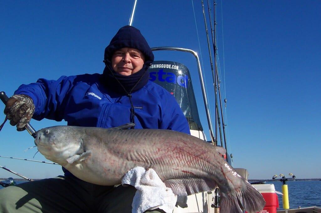 Ray Roberts Catfish Fishing Guide