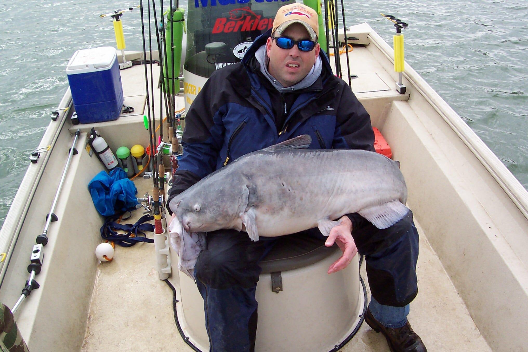 North texas catfish guide service for Eagle lake texas fishing