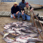 Lake Lewisville Blue Catfish