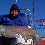 texas trophy blue catfish