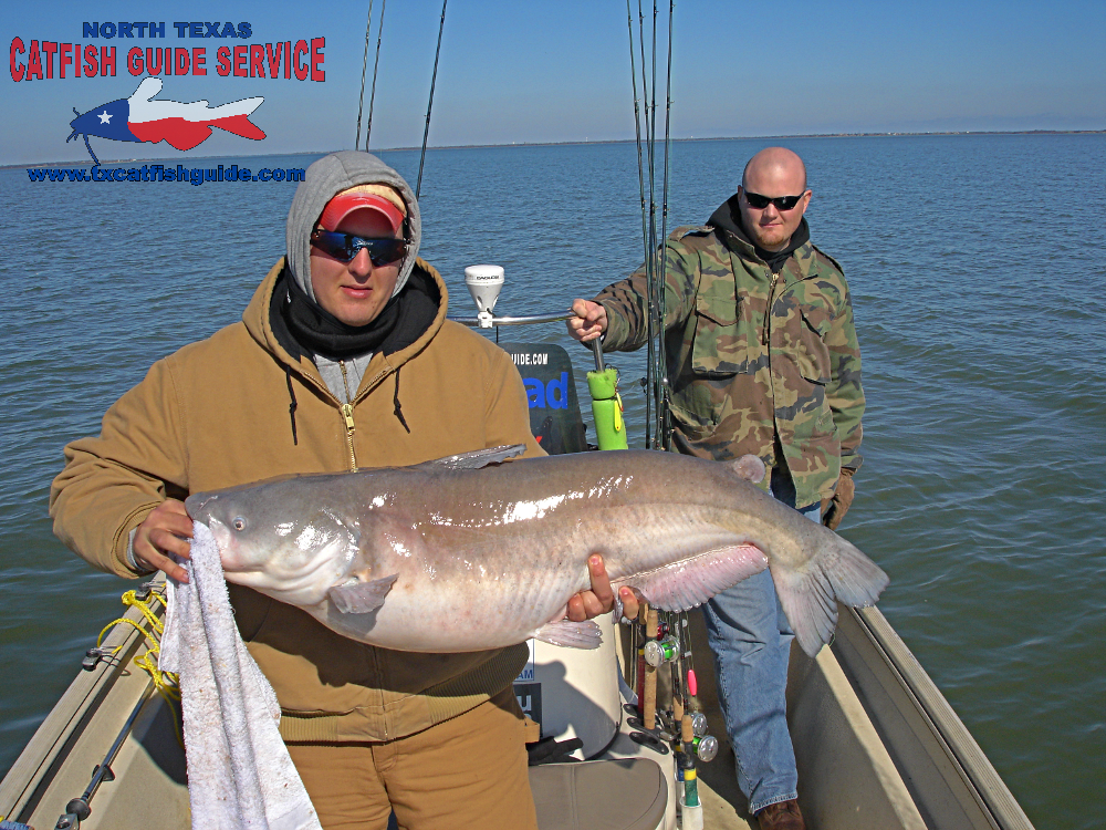 Lake Grapevine Catfish Guide