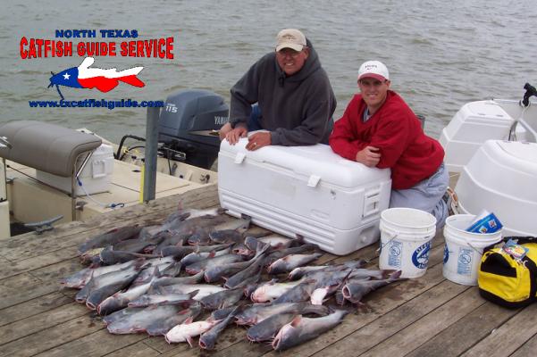 north texas blue catfish