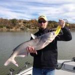 Texas Winter Blue Catfish