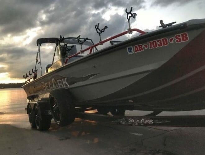 2019 SeaArk ProCat 240 Catfish Boat